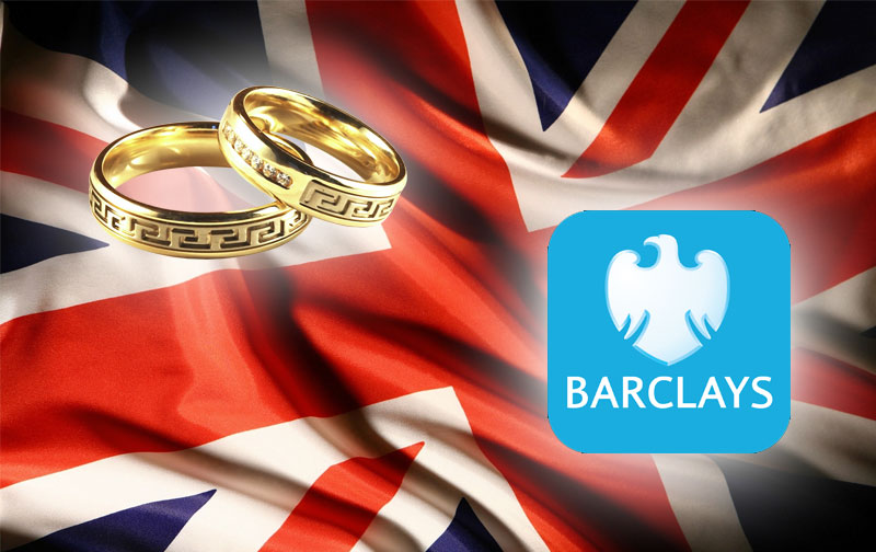Interesting in British citizenship though marriage? And account holder in UK Barclays Bank?