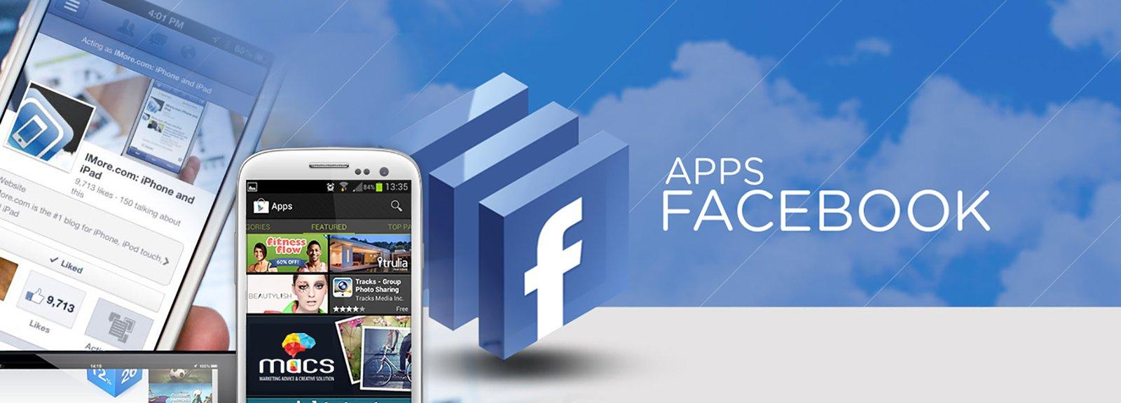 MACS Facebook apps
