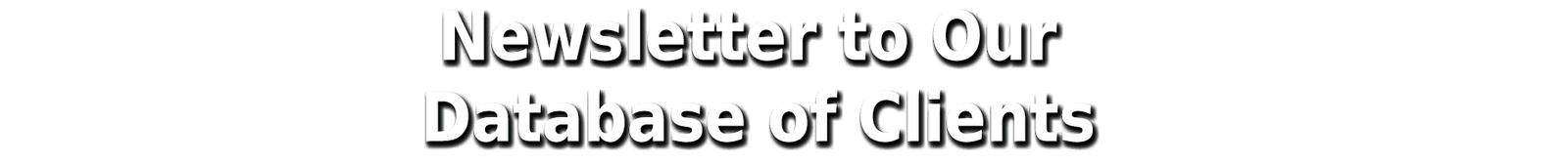 MACS Newsletters title