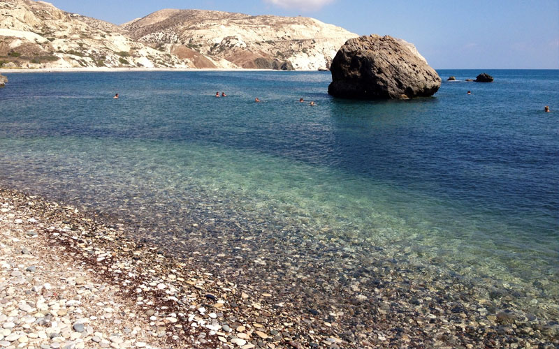 Cyprus tops list of clean bathing waters